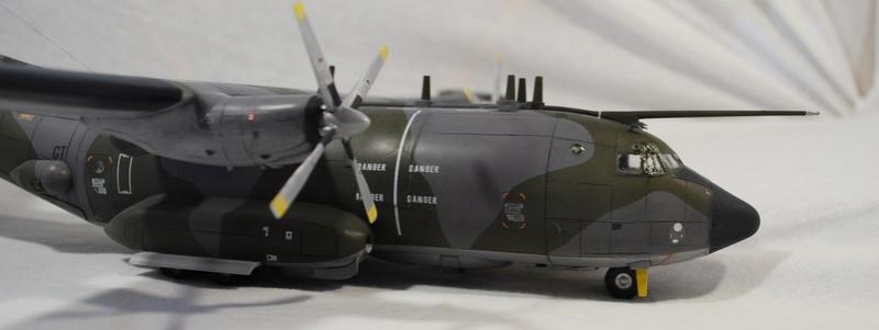 Transall C-160G GABRIEL [Heller, 1/72] Transa75
