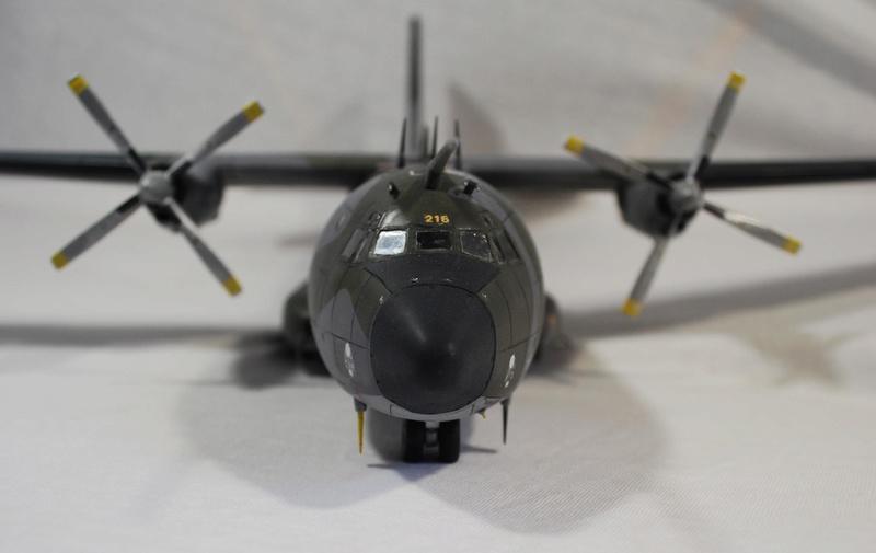 Transall C-160G GABRIEL [Heller, 1/72] Transa76