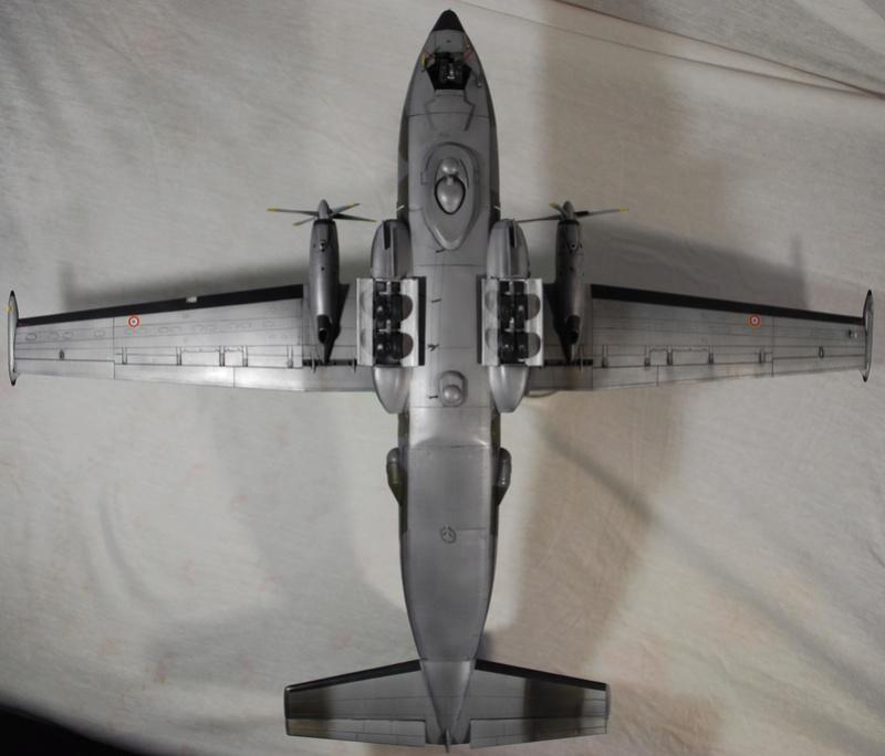 Transall C-160G GABRIEL [Heller, 1/72] Transa77