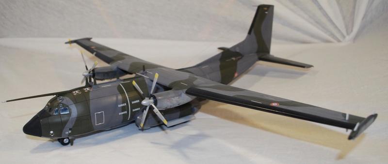 Transall C-160G GABRIEL [Heller, 1/72] Transa78