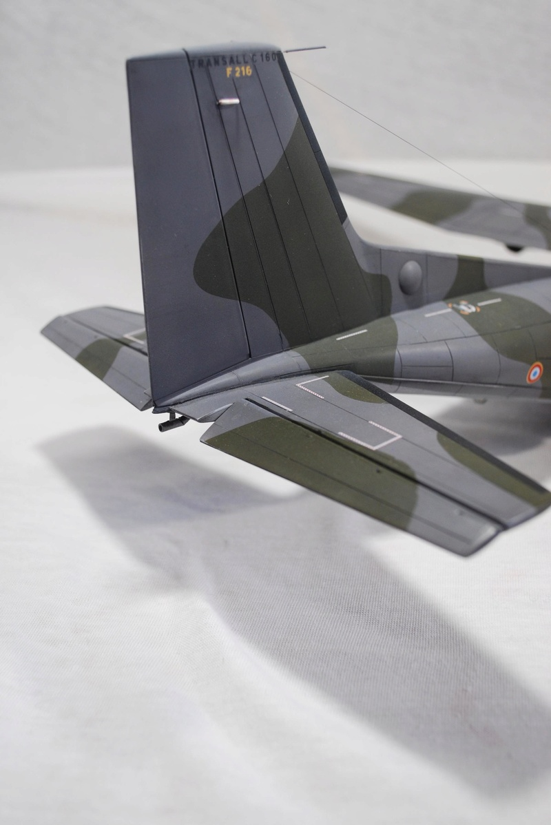 Transall C-160G GABRIEL [Heller, 1/72] Transa80