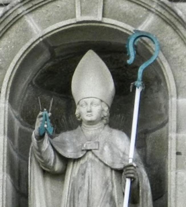 Medaille St Jean-Marc de Braga. XVIIIème Screen14