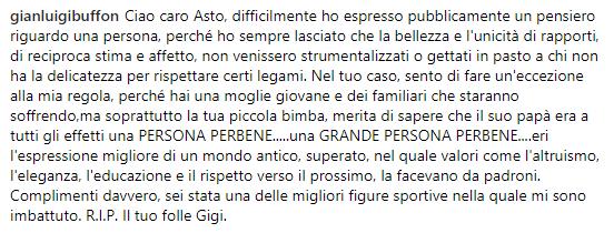 [RIP] Davide Astori | Il Capitano della Fiorentina muore a 31 anni. Buffon10