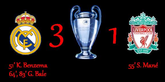 [RISULTATI] Lotteria | Finale Champions | Real Madrid 3-1 Liverpool - Pagina 2 Finale14