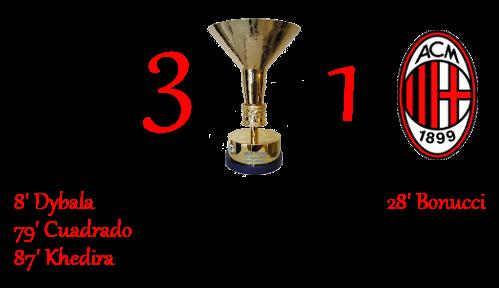 [RISULTATI] Lotteria | Juventus 3-1 Milan Jvml11