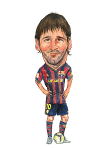 [RISULTATI] Lotteria | El Clásico | Barcellona 2-2 Real Madrid - Pagina 2 Messi12
