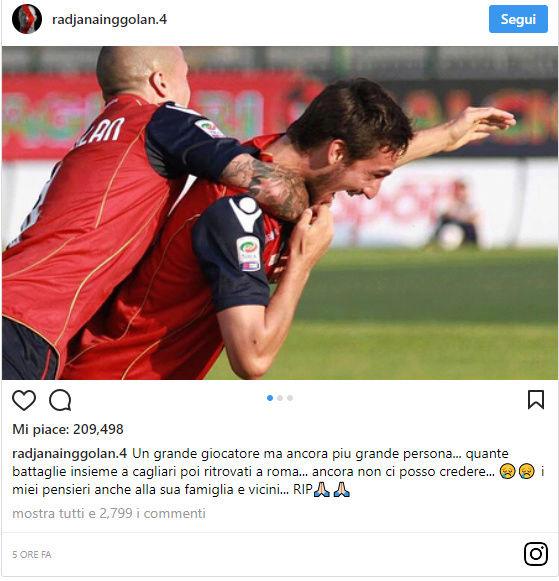 [RIP] Davide Astori | Il Capitano della Fiorentina muore a 31 anni. Naing10