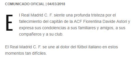 [RIP] Davide Astori | Il Capitano della Fiorentina muore a 31 anni. Real11
