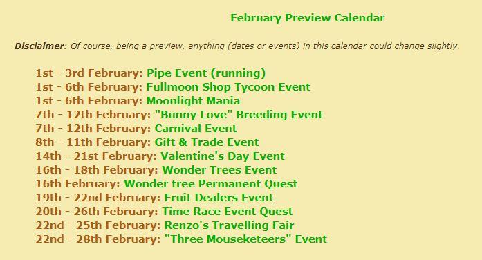 preview calendar March Feb10