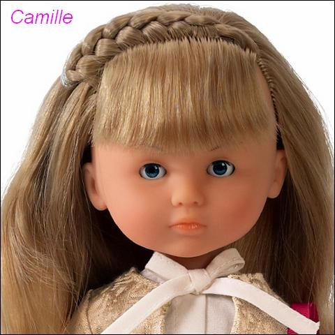 """Présentation et liste des poupées """"Chérie"""" de Corolle Camill11"""