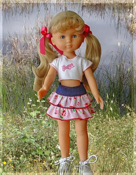 """Présentation et liste des poupées """"Chérie"""" de Corolle Camill13"""