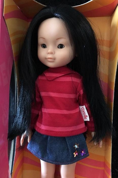 """Présentation et liste des poupées """"Chérie"""" de Corolle Candic14"""