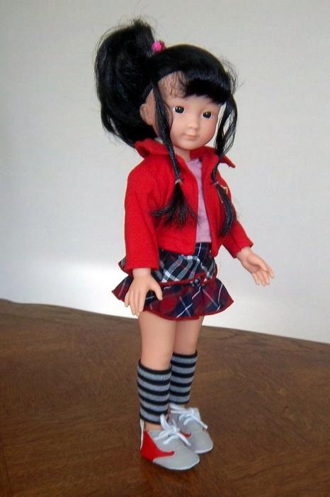 """Présentation et liste des poupées """"Chérie"""" de Corolle Capuci12"""