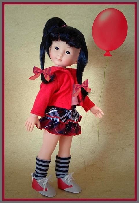 """Présentation et liste des poupées """"Chérie"""" de Corolle Capuci13"""