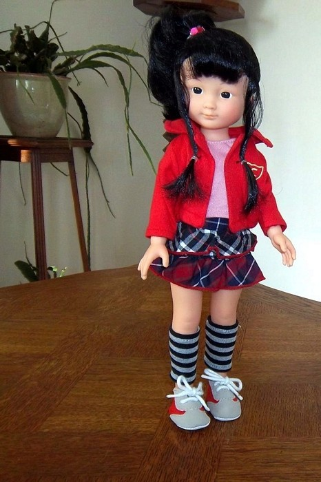 """Présentation et liste des poupées """"Chérie"""" de Corolle Capuci14"""