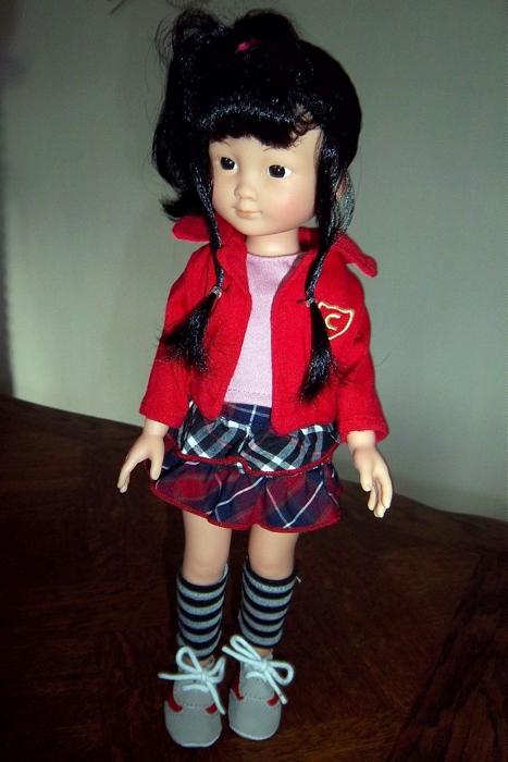 """Présentation et liste des poupées """"Chérie"""" de Corolle Capuci16"""