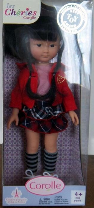 """Présentation et liste des poupées """"Chérie"""" de Corolle Capuci17"""