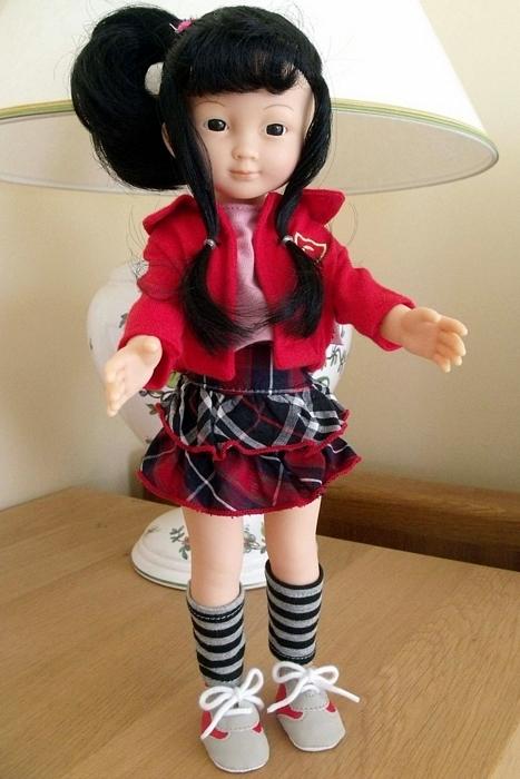 """Présentation et liste des poupées """"Chérie"""" de Corolle Capuci18"""