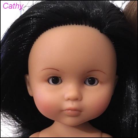 """Présentation et liste des poupées """"Chérie"""" de Corolle Cathy_10"""