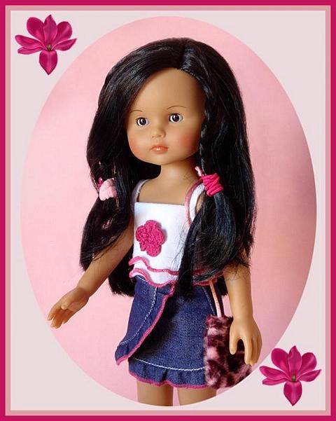 """Présentation et liste des poupées """"Chérie"""" de Corolle Cathy_12"""