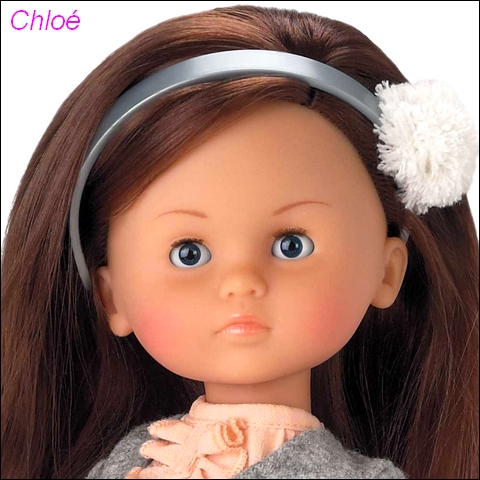 """Présentation et liste des poupées """"Chérie"""" de Corolle Chloy_10"""