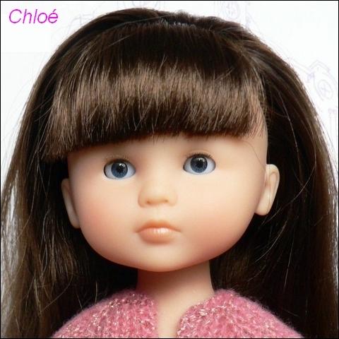 """Présentation et liste des poupées """"Chérie"""" de Corolle Chloy_11"""