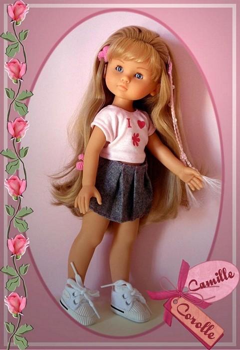 """Présentation et liste des poupées """"Chérie"""" de Corolle Cocoif10"""
