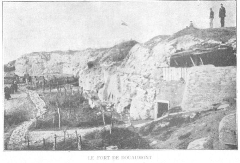Photos inédites de la grande guerre. 3_fort10