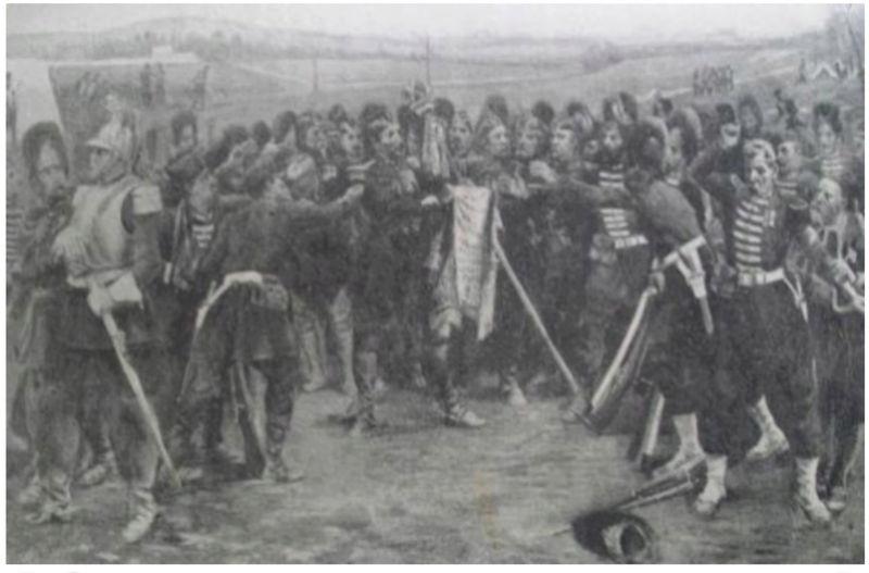 L'Historique du 14e Bataillon de Chasseurs. 1854 - 1962 811
