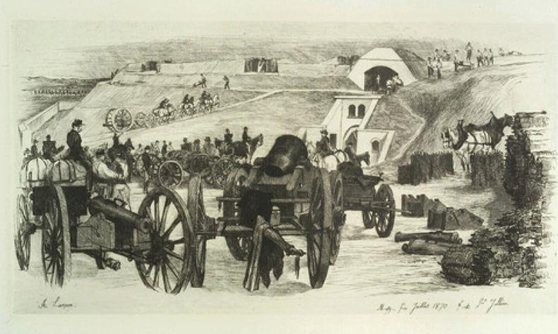 L'Historique du 14e Bataillon de Chasseurs. 1854 - 1962 Fort_s10