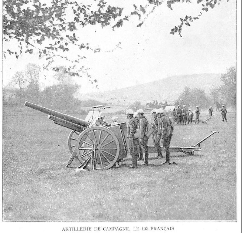 Photos inédites de la grande guerre. Gh13_110