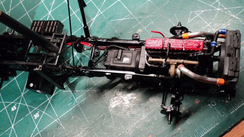 Ford aeromax 120 dumper  Dsc01613