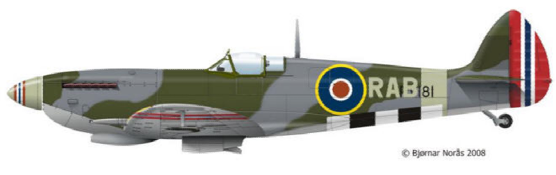 [Frog] Spitfire Mk VIII 18_spi10