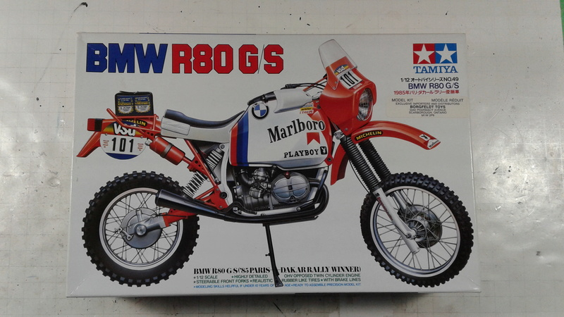 BMW  R80 G/S 1985 Paris/Dakar Rally Winner 20180324