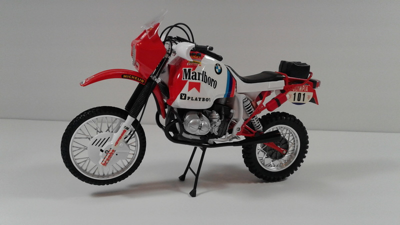 BMW  R80 G/S 1985 Paris/Dakar Rally Winner 20180510