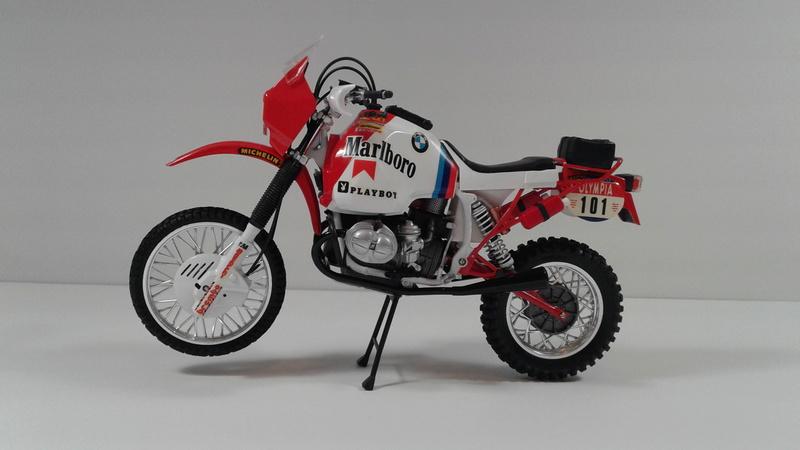 BMW  R80 G/S 1985 Paris/Dakar Rally Winner 20180511