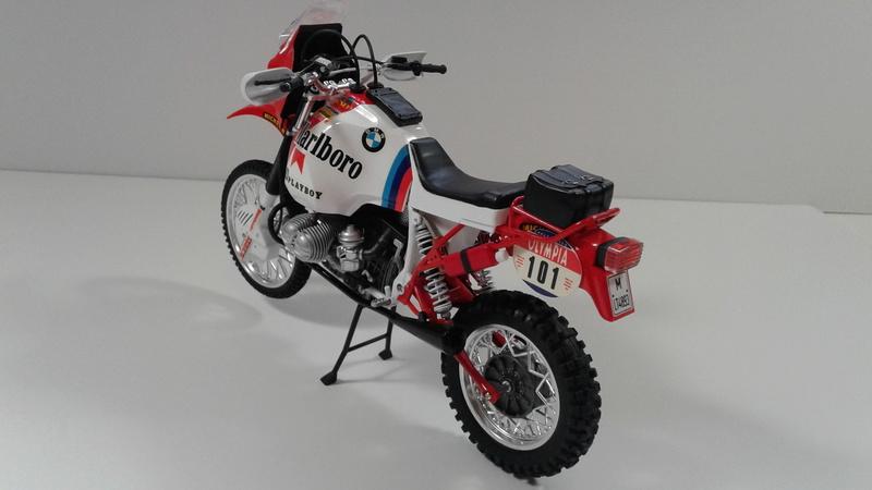 BMW  R80 G/S 1985 Paris/Dakar Rally Winner 20180512