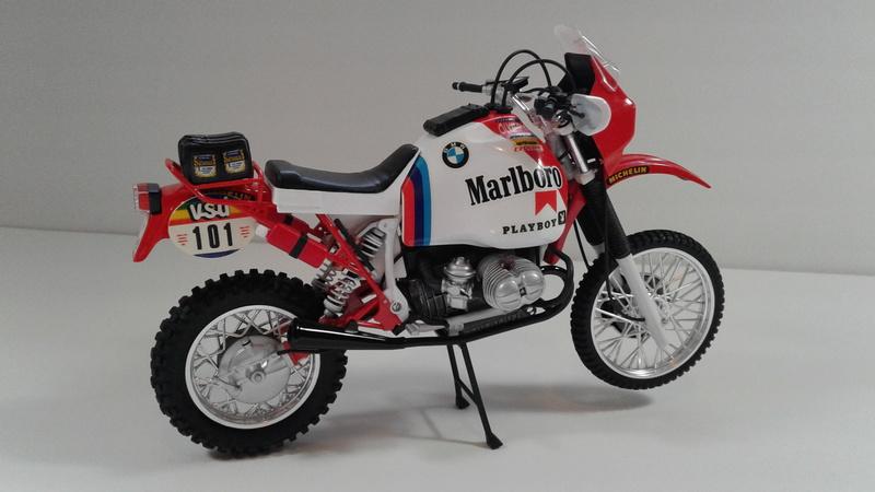 BMW  R80 G/S 1985 Paris/Dakar Rally Winner 20180513