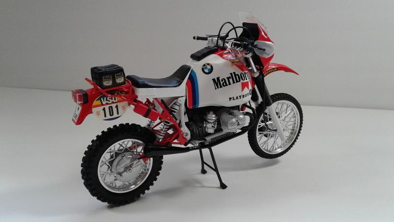 BMW  R80 G/S 1985 Paris/Dakar Rally Winner 20180515