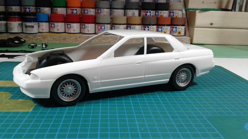 Nissan Skyline GTS-Type M HCR32 1989 20180519