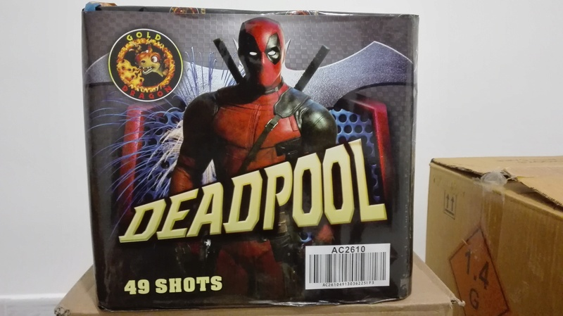 Deadpool Gold Dragon 49 lanci Img_2011