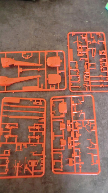 montage Alouette III sécurité civile Heller 1/72 Alouet13