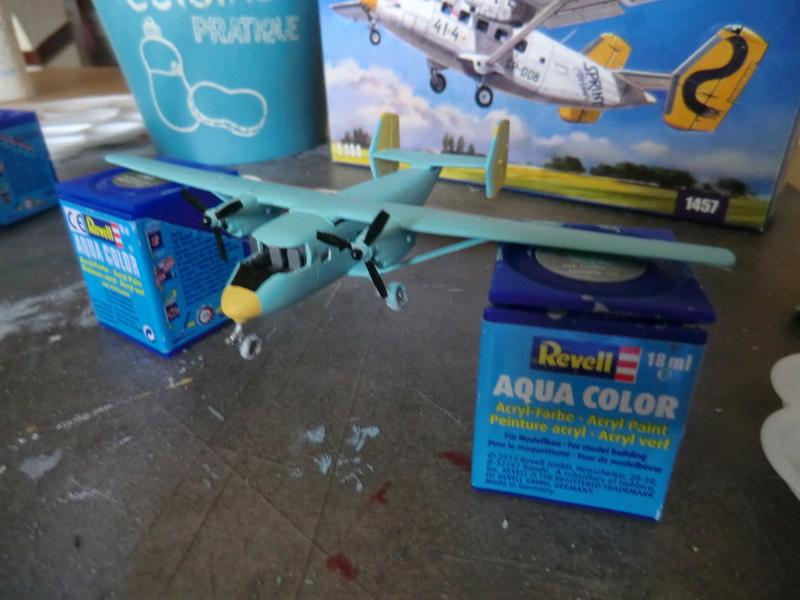AN-28 Amodel 1/144 An-28_29