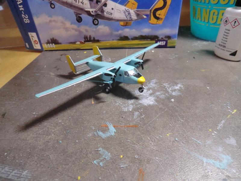 AN-28 Amodel 1/144 An-28_34