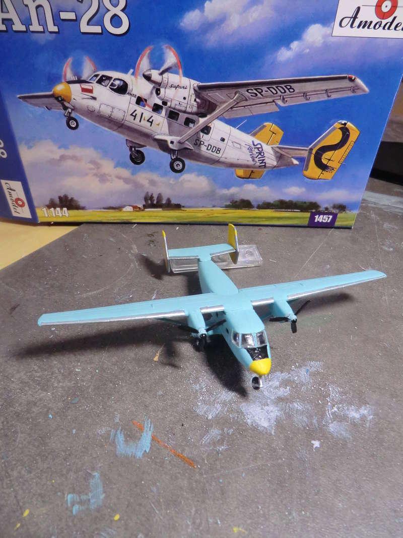 AN-28 Amodel 1/144 An-28_36