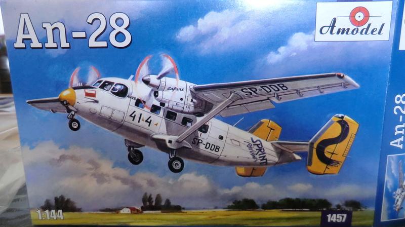 AN-28 Amodel 1/144 An-28_59