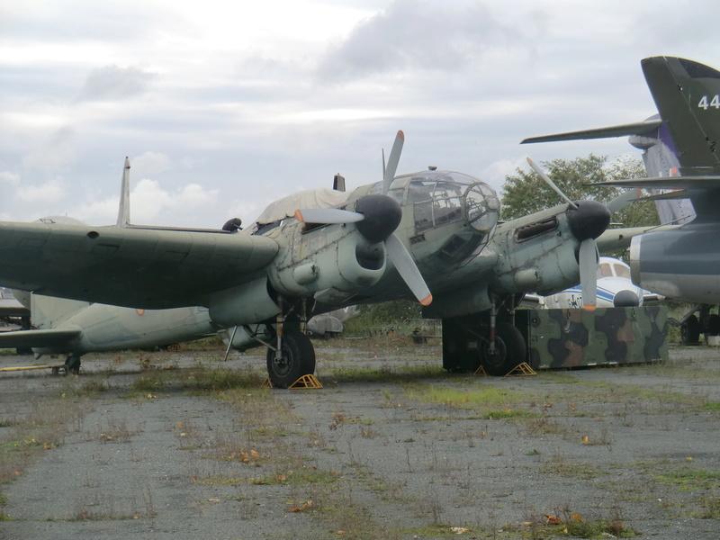 les Aéropuces au Musée de l Air du Bourget Brocan10