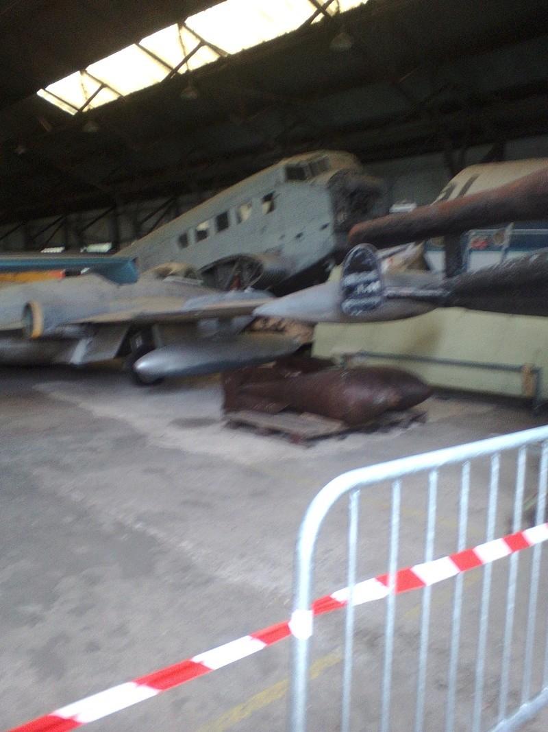 les Aéropuces au Musée de l Air du Bourget Brocan11