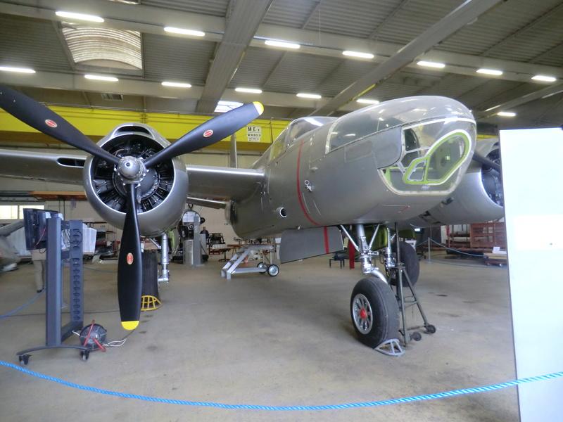 les Aéropuces au Musée de l Air du Bourget Brocan17