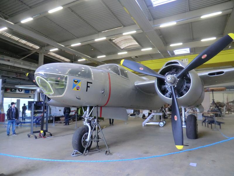 les Aéropuces au Musée de l Air du Bourget Brocan18